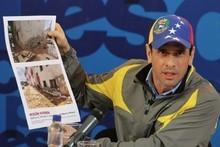 Henrique Capriles: La mentira descarada