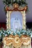 Capriles asistió a misa en honor a la Virgen del Valle en Ma...