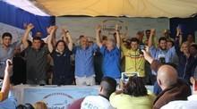 Candidatos a Alcaldes de la Unidad firmaron Pacto de Ciudad ...