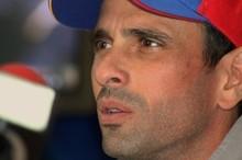 Capriles calificó traslado de Ceballos como irregular e ileg...