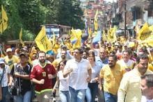 Carlos Ocariz: Los mirandinos no estamos dispuestos a arrodi...