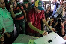 Capriles: Lo que debería hacer Maduro en las próximas horas ...