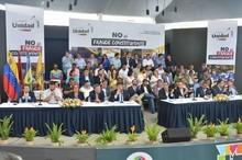 Carlos Ocariz: La Constituyente es un fraude y se convocó de...
