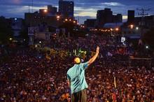 Capriles Radonski: Juntos sacaremos adelante este país