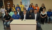 Concejales marabinos y líderes estudiantiles rechazan asesin...