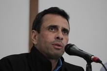 """Capriles: """"Participación en Miranda es similar a la de 2015"""""""