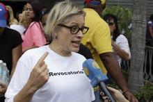 Adriana D'Elia: La pobreza en Venezuela tiene rostro de...