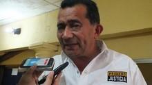Alberto Galíndez ejerció su voto en Tinaquillo