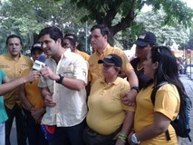 """Alejandro Mejía: """"Los enchufados en Miranda ya no llega..."""