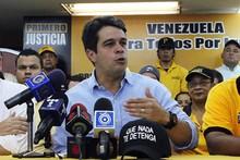 "Alejandro Silva: ""No se atreven a poner preso a Caprile..."