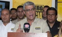 Alfonso Marquina declinó su candidatura a la gobernación par...