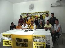 Primero Justicia Guaicaipuro presentó a sus aspirantes a con...