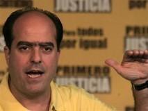 Julio Borges: Inseguridad y miseria en Venezuela