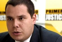 Diputado Caldera: Primero Justicia va por estrategia y no po...