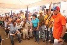 Capriles: Con las captahuellas que quieren imponer para comp...