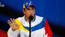 """Capriles: """"Nicolás dedícate aunque sea un minuto a resolver ..."""