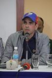 Capriles: Al que no le guste el 11N como fecha límite deberá...