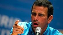 Capriles pide una comisión internacional de la verdad y dice...