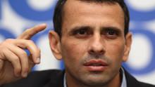 "Capriles invita a dar ""asidero a la esperanza"" en estas navi..."