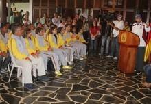 Capriles: No podemos defender a un Gobierno que mata a su pu...