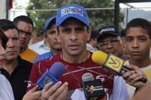 Capriles: Sacando a CNN del aire no se resolverán los proble...