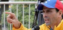 Capriles: Ahora el Gobierno quiere darse golpes de pecho con...