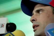 """Capriles: """"Están dadas las condiciones de una tormenta ..."""