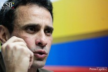 Capriles: Incremento de asesinatos en manifestaciones se deb...