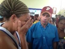 Capriles: Para que el país crea en el diálogo hay que convoc...