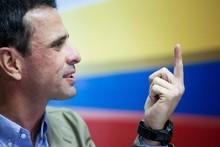 Henrique Capriles: El rey está desnudo