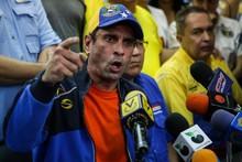 """Capriles: """"Maduro entrará a la lista de genocidas de la hist..."""