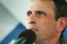 """Capriles: """"Los ineptos enchufados van pa'fuera"""""""