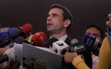 """Capriles: """"Mucho daño han hecho las agendas individuale..."""