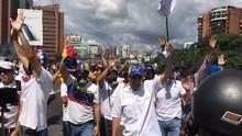 Capriles: Paro cívico se cumplió en 85% en todo el país