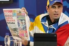 Capriles: Este Gobierno mezcla improvisación y politiquería