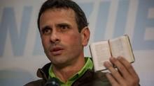 Henrique Capriles: Con el sol en la espalda