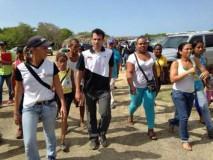 Capriles: Necesitamos diputados honestos que nos representen...