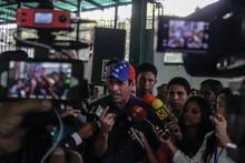 Capriles: Si nuestros diputados plantean un revocatorio hay ...