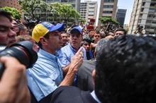 Capriles: La clave de hoy es la participación en la consulta...