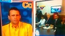 """Capriles: """"Este es un Gobierno con pies de barro, en cu..."""