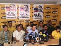 """Carlos Ocariz: """"Las soluciones para Miranda se enmarcan en e..."""