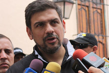 """Carlos Ocariz: """"Si la oposición no va en unidad el 21N,..."""