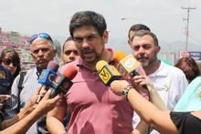 Carlos Ocariz: Activamos plan de contingencia ante escasez d...