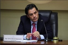 """Carlos Paparoni: """"Saab es el responsable y la cabeza maestra..."""