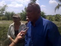 Julio Castillo celebró el Día del Árbol en Desarrollo Cambur...