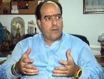 """Julio Borges: """"El Gobierno tiene que abrir el juego par..."""
