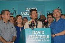 David Uzcátegui se separa de su candidatura en Baruta ante n...