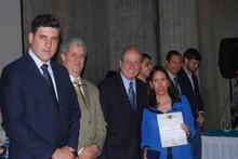 Concejo Municipal de Chacao entregó reconocimiento a periodi...