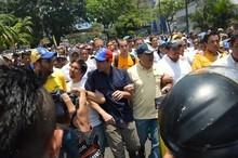 Julio Borges: No hay justificación para reprimir al pueblo