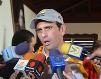 Capriles propone que excedentes por posible aumento de la ga...